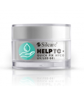 Silcare help to quick fix myco UV/LED żel 50g